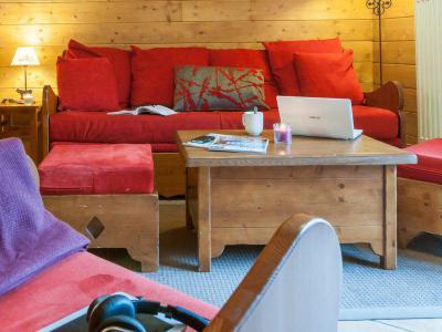 Vacances en montagne Appartement 4 pièces 8 personnes (Espace) - Résidence P&V Premium les Alpages de Chantel - Les Arcs