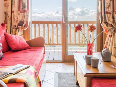 Vacances en montagne Appartement 5 pièces mezzanine 8 personnes - Résidence P&V Premium les Alpages de Chantel - Les Arcs