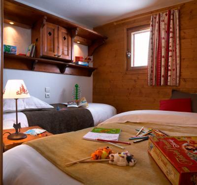 Vacances en montagne Résidence P&V Premium les Alpages de Chantel - Les Arcs - Chambre