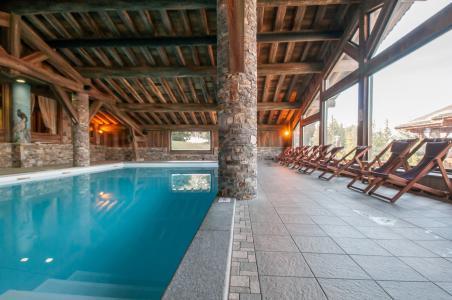 Vacances en montagne Résidence P&V Premium les Alpages de Chantel - Les Arcs - Piscine
