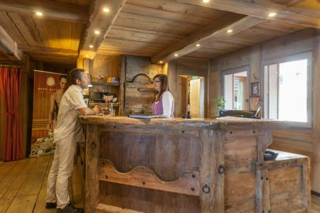 Vacances en montagne Résidence P&V Premium les Alpages de Reberty - Les Menuires - Réception