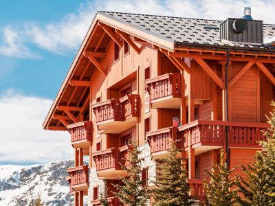 Vacances en montagne Résidence P&V Premium les Alpages de Reberty - Les Menuires