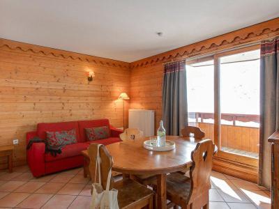 Vacances en montagne Appartement 2 pièces 2-4 personnes - Résidence P&V Premium les Alpages de Reberty - Les Menuires