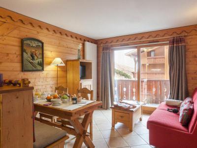 Vacances en montagne Appartement 2 pièces 4-6 personnes - Résidence P&V Premium les Alpages de Reberty - Les Menuires