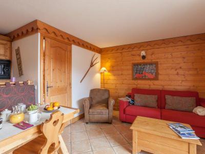 Vacances en montagne Appartement 3 pièces 4-6 personnes - Résidence P&V Premium les Alpages de Reberty - Les Menuires
