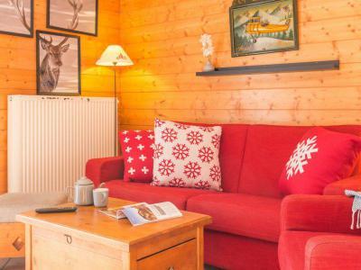Vacances en montagne Appartement 3 pièces 6 personnes (Supérieur) - Résidence P&V Premium les Alpages de Reberty - Les Menuires