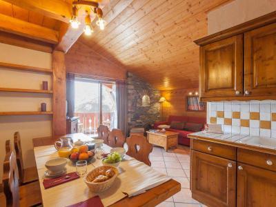 Vacances en montagne Appartement 3 pièces 6-8 personnes - Résidence P&V Premium les Alpages de Reberty - Les Menuires