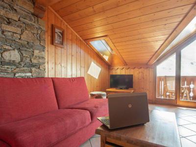 Vacances en montagne Appartement 4 pièces mezzanine 8 personnes (Exception) - Résidence P&V Premium les Alpages de Reberty - Les Menuires