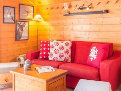 Vacances en montagne Appartement 3 pièces mezzanine 8 personnes (Supérieure) - Résidence P&V Premium les Alpages de Reberty - Les Menuires