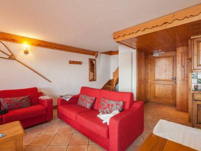 Vacances en montagne Appartement duplex 5 pièces 8-10 personnes - Résidence P&V Premium les Alpages de Reberty - Les Menuires