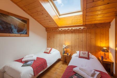 Vacances en montagne Résidence P&V Premium les Alpages de Reberty - Les Menuires - Chambre mansardée