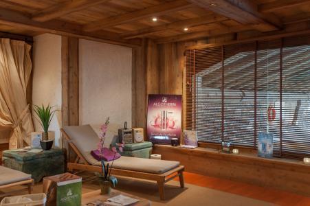 Vacances en montagne Résidence P&V Premium les Alpages de Reberty - Les Menuires - Relaxation
