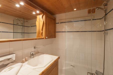 Vacances en montagne Résidence P&V Premium les Alpages de Reberty - Les Menuires - Salle de bains