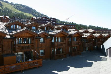 Rental Courchevel : Résidence P&V Premium les Chalets du Forum summer