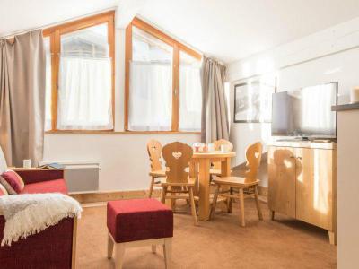 Vacances en montagne Appartement 2 pièces 4 personnes - Résidence P&V Premium les Chalets du Forum - Courchevel