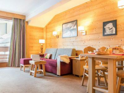 Vacances en montagne Appartement 2 pièces 3-5 personnes - Résidence P&V Premium les Chalets du Forum - Courchevel