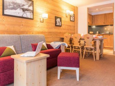 Vacances en montagne Appartement 2 pièces 4-6 personnes - Résidence P&V Premium les Chalets du Forum - Courchevel
