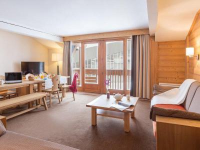 Vacances en montagne Appartement 4 pièces 8-10 personnes - Résidence P&V Premium les Chalets du Forum - Courchevel