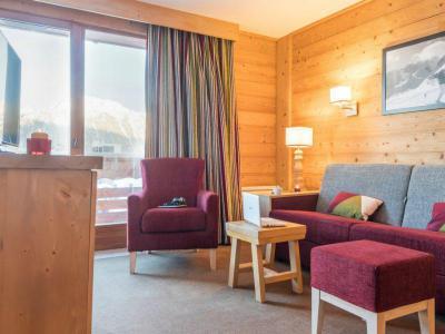 Vacances en montagne Appartement 3 pièces 5-7 personnes - Résidence P&V Premium les Chalets du Forum - Courchevel