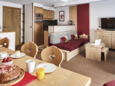 Vacances en montagne Appartement 3 pièces 7 personnes (Espace) - Résidence P&V Premium les Chalets du Forum - Courchevel