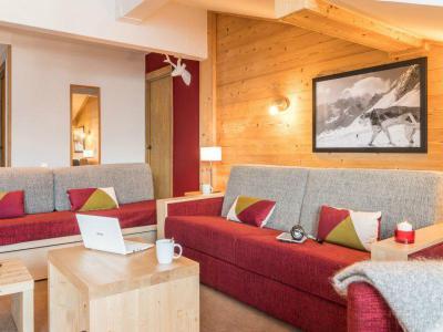 Vacances en montagne Appartement 5 pièces 8-10 personnes - Résidence P&V Premium les Chalets du Forum - Courchevel