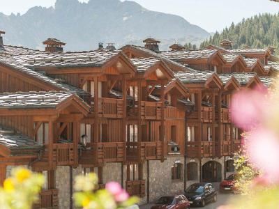 Vacances en montagne Résidence P&V Premium les Chalets du Forum - Courchevel