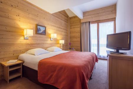 Vacances en montagne Résidence P&V Premium les Chalets du Forum - Courchevel - Chambre