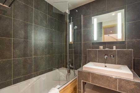 Vacances en montagne Résidence P&V Premium les Chalets du Forum - Courchevel - Salle de bains