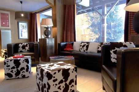 Vacances en montagne Résidence P&V Premium les Crêts - Méribel-Mottaret - Réception