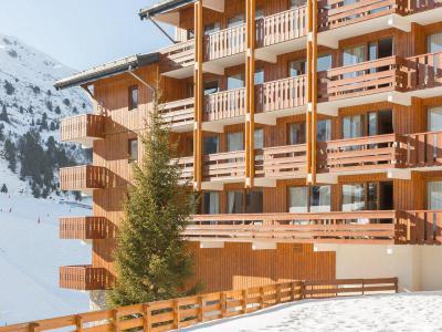 Vacances en montagne Résidence P&V Premium les Crêts - Méribel-Mottaret