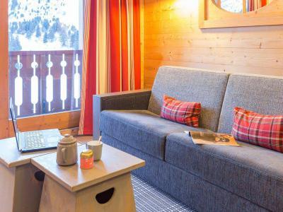 Vacances en montagne Appartement 2 pièces 2-4 personnes - Résidence P&V Premium les Crêts - Méribel-Mottaret