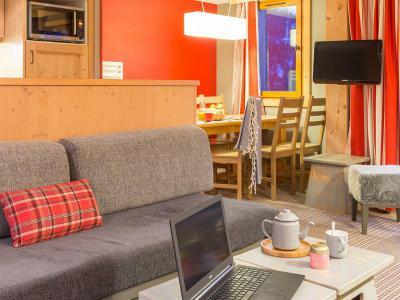 Vacances en montagne Appartement 3 pièces 6 personnes (Espace) - Résidence P&V Premium les Crêts - Méribel-Mottaret