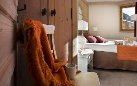 Vacances en montagne Résidence P&V Premium les Crêts - Méribel-Mottaret - Chambre