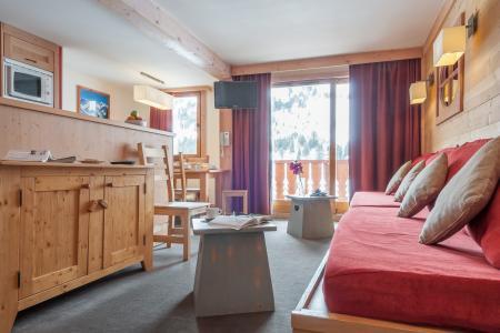 Vacances en montagne Résidence P&V Premium les Crêts - Méribel-Mottaret - Séjour