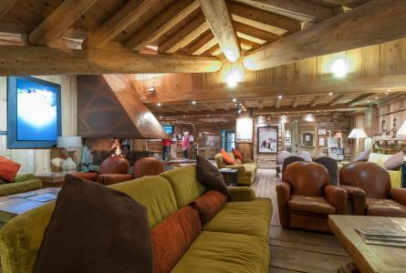 Vacances en montagne Résidence P&V Premium les Fermes de Méribel - Méribel - Réception