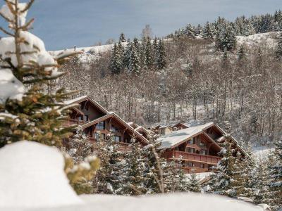 Vacances en montagne Résidence P&V Premium les Fermes de Méribel - Méribel