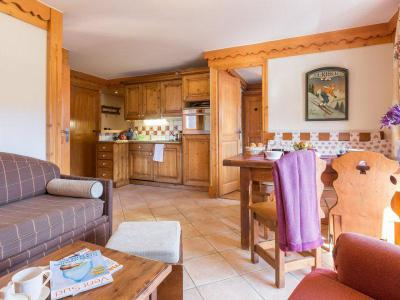 Vacances en montagne Appartement 3 pièces 6 personnes (Espace) - Résidence P&V Premium les Fermes de Méribel - Méribel
