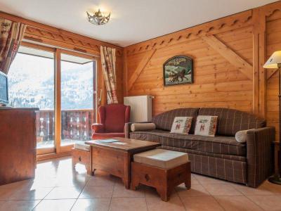 Vacances en montagne Appartement 4 pièces 5-7 personnes - Résidence P&V Premium les Fermes de Méribel - Méribel