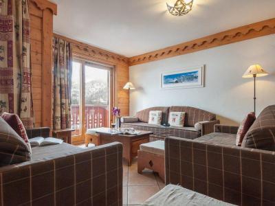 Vacances en montagne Appartement 5 pièces 9 personnes - Résidence P&V Premium les Fermes de Méribel - Méribel