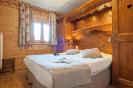 Vacances en montagne Résidence P&V Premium les Fermes de Méribel - Méribel - Lit double