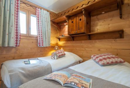 Vacances en montagne Résidence P&V Premium les Fermes de Méribel - Méribel - Lit simple