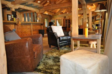 Vacances en montagne Résidence P&V Premium les Fermes du Soleil - Les Carroz - Réception