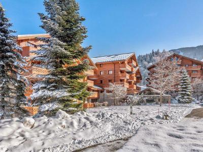 Vacances en montagne Résidence P&V Premium les Fermes du Soleil - Les Carroz