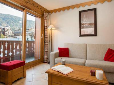 Vacances en montagne Appartement 2 pièces 2-4 personnes - Résidence P&V Premium les Fermes du Soleil - Les Carroz