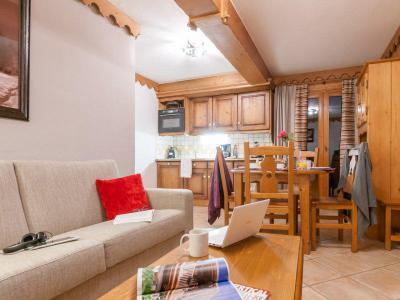 Vacances en montagne Appartement 2 pièces 5 personnes - Résidence P&V Premium les Fermes du Soleil - Les Carroz
