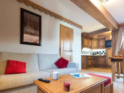 Vacances en montagne Appartement 3 pièces 6 personnes (Espace) - Résidence P&V Premium les Fermes du Soleil - Les Carroz