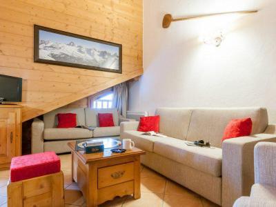 Vacances en montagne Appartement 4 pièces 6-8 personnes - Résidence P&V Premium les Fermes du Soleil - Les Carroz
