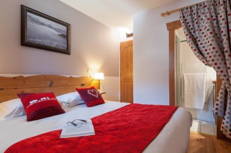Vacances en montagne Résidence P&V Premium les Fermes du Soleil - Les Carroz - Chambre