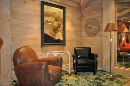 Vacances en montagne Résidence P&V Premium les Fermes du Soleil - Les Carroz - Fauteuil