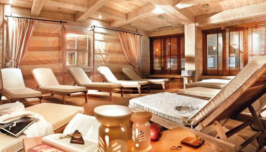 Vacances en montagne Résidence P&V Premium les Fermes du Soleil - Les Carroz - Relaxation